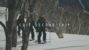 "coif second trip ""COIF CAMP"" 予告編"