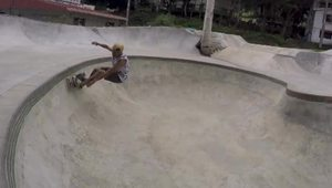 1 DAY CELAN SKATE PARK with Takaaki Notoya