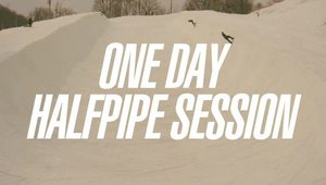 ONE DAY HALF PIPE SESSION at Ban.K 本編