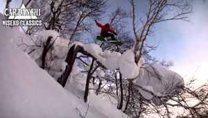 Day of the part 【NISEKO CLASSICS PART1 】from CAR DANCHI
