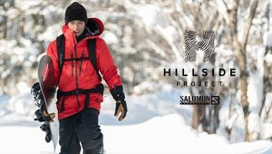 SALOMON – HILLSIDE PROJECT × TAKAHARU NAKAI