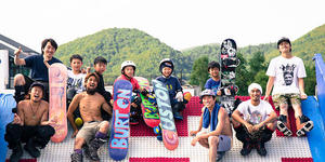 GRASSROOTS: ROOM SNOWBOARD MAGAZINE SUMMER CAMP