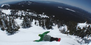 Josh Darksen at Mt.Bachelor