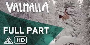 "Day of the part ""Valhalla - Naked Skiing and Snowb..."