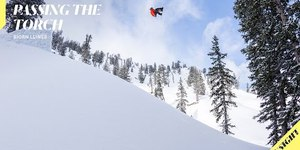 Bjorn Leines Shares his Snowboarding Experience wi...