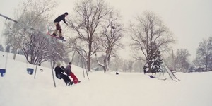 【最新動画】Reckless Abandon: A Film by Bode Merriill an...